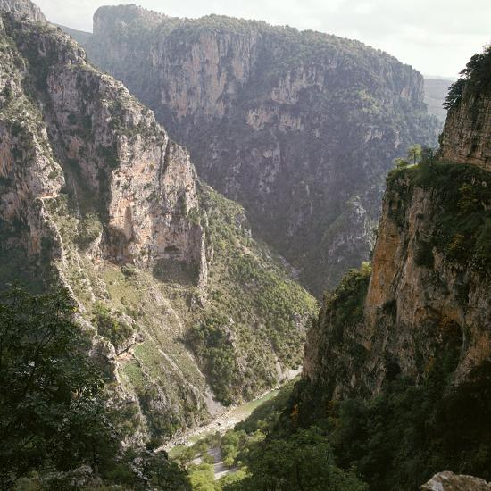 Vikos Gorge in Epirus, Greece-Unknown-Photographic Print