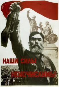 Our Powers are Uncountable!, 1941 by Viktor Borisovich Koretsky