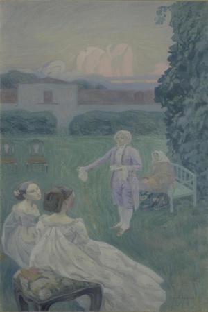 Harmony, 1900