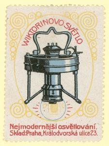 Viktorinovo Electric Light Bulbs
