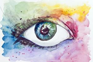 Magic Space Fantastic Eye by vilax
