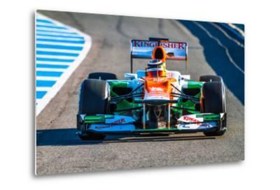 Team Force India F1, Nico Hulkenberg, 2012