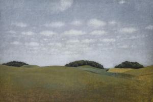 Landscape a Lejre, 1905 by Vilhelm Hammershoi