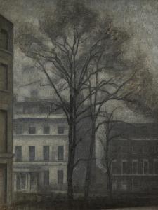 The Jewish School of Guilford Street, London, 1912-13 by Vilhelm Hammershoi