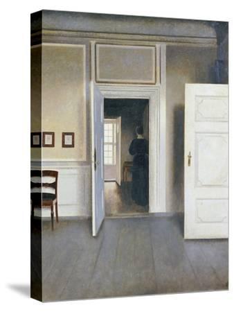Woman in an Interior, Strandgrade 30, 1901