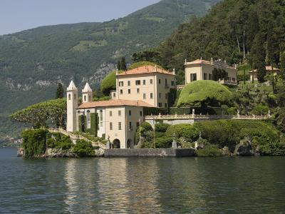 Villa Balbianello, Lake Como, Italy, Europe-James Emmerson-Photographic Print