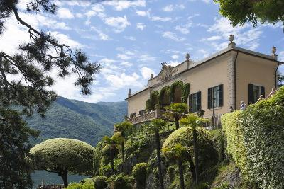 Villa Barbonella, Lake Como, Lombardy, Italy, Europe-James Emmerson-Photographic Print