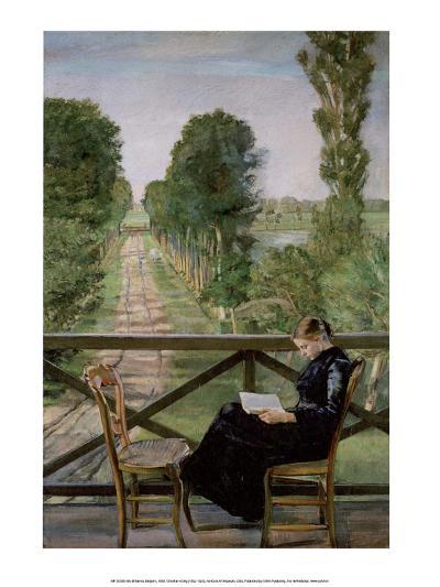 Villa Britannia, 1885-Christian Krohg-Art Print