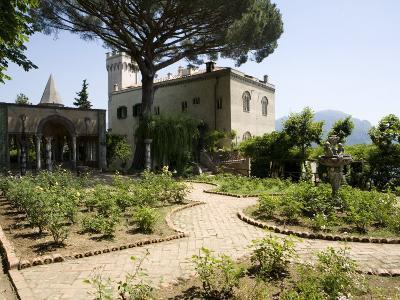 Villa Cimbrone, Ravello, Campania, Italy, Europe-Oliviero Olivieri-Photographic Print