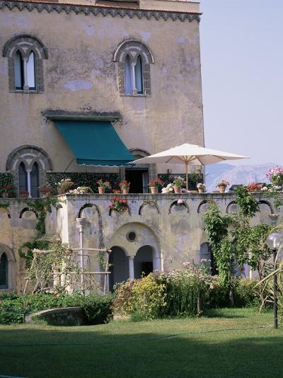 Villa Cimbrone, Ravello, Campania, Italy-Roy Rainford-Photographic Print
