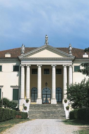 Villa Da Porto, known as La Favorita--Giclee Print