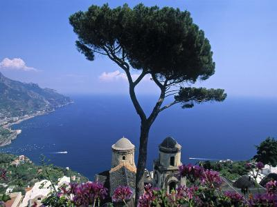 Villa Rufolo, Ravello, Amalfi Coast, Italy-Demetrio Carrasco-Photographic Print
