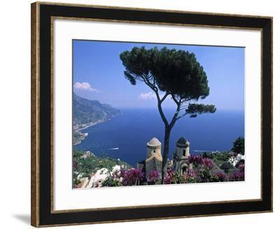 Villa Rufolo, Ravello, Amalfi Coast, Italy-Demetrio Carrasco-Framed Photographic Print