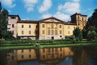 Villa Sommi Picenardi, 18th-19th Century, Torre De Picenardi, Lombardy, Italy--Photographic Print