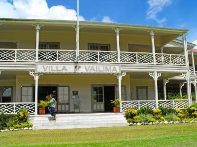 Villa Vailima, Apia, Samoa--Photographic Print