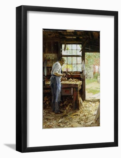 Village Carpenter, 1899-Potthast-Framed Giclee Print