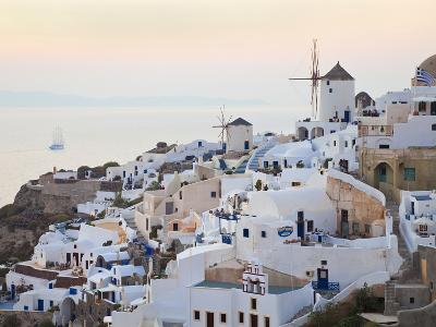 Village of Oia, Santorini (Thira), Cyclades Islands, Aegean Sea, Greek Islands, Greece, Europe-Gavin Hellier-Photographic Print