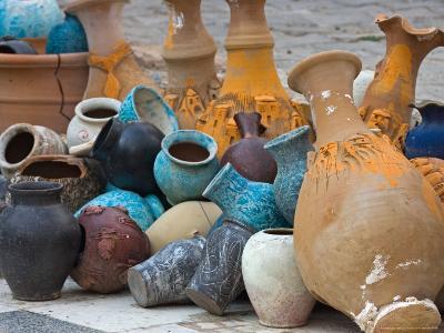 Village Pottery, Turkey-Joe Restuccia III-Photographic Print