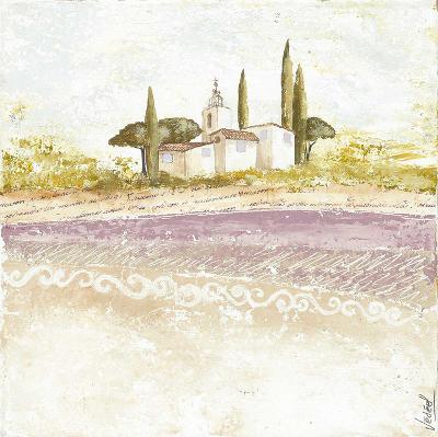 Village Violet-V?ronique Didier-Laurent-Art Print
