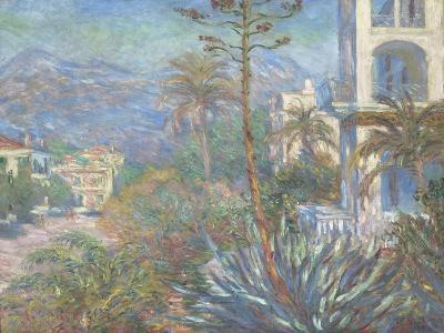 Villas at Bordighera, 1884-Claude Monet-Giclee Print