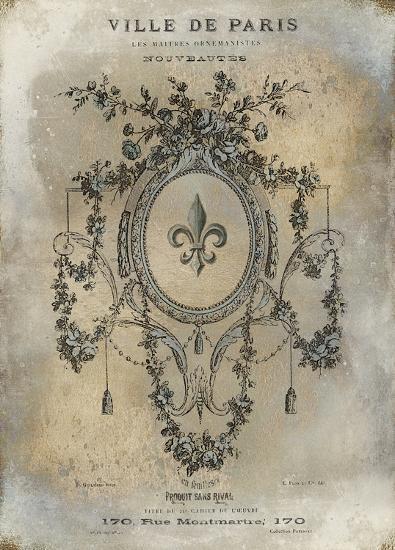 Ville De Paris-Oliver Jeffries-Art Print