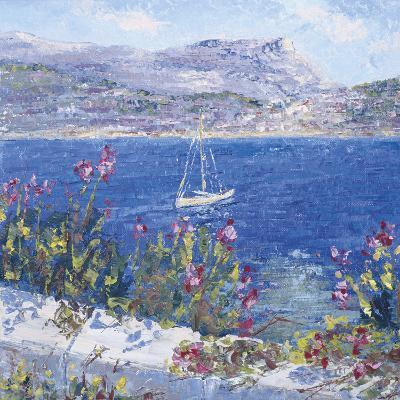 Villefranche Bay-Tania Forgione-Giclee Print