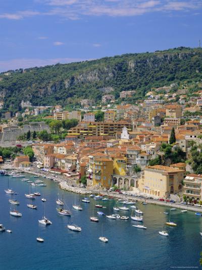 Villefranche, Cote d'Azur, Provence, France, Europe-Roy Rainford-Photographic Print