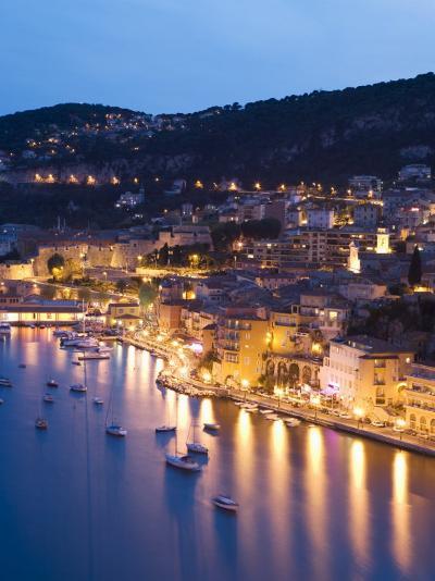 Villefranche Sur Mer, Alpes Maritimes, Provence, Cote d'Azur, French Riviera, France-Angelo Cavalli-Photographic Print
