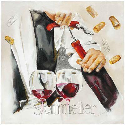 Vin Sommelier-Lizie-Art Print