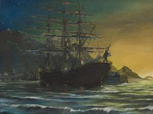Clipper by Vincent Alexander Booth