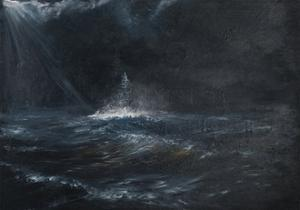 HMS Duke of York 1943, 2014 by Vincent Alexander Booth