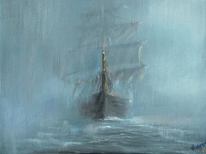 Mary Celeste, 2016 by Vincent Alexander Booth