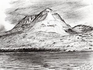 Paps of Jura, 2005 by Vincent Alexander Booth