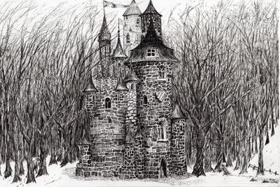 The Castle in the Forest of Findhorn, 2009