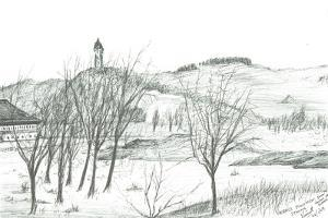 Wallace Monument; 2007; by Vincent Alexander Booth