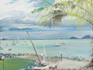 Airlie Beach, Australia by Vincent Booth
