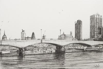 Waterloo Bridge, London
