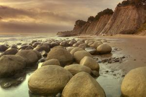 Afternoon at Bowling Ball Beach by Vincent James