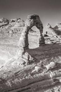 Alternative Viewpoint at Delicate Arch, Arches National Park by Vincent James