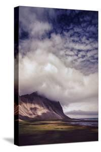 Amazing Vestrahorn Mountains Beach & Cloud Drama Southern Iceland Summer by Vincent James