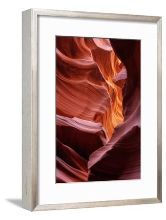 Antelope Canyon Abstract, Layers of Color