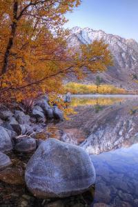 Autumn Landscape at June Lake by Vincent James