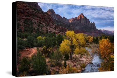 Autumn Southwest Zion National Park, Utah