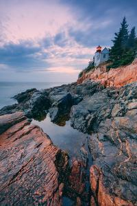 Bass Harbor Mood, Acadia National Park, Maine by Vincent James