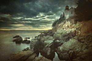 Bass Harbor Mood by Vincent James