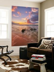 Beachscape at Polihale, Kauai Hawaii by Vincent James