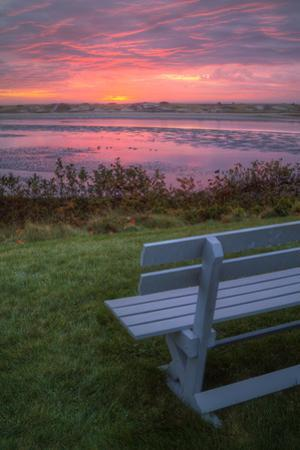 Beautiful Morning View, Mainer Coast by Vincent James