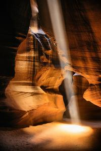 Beneath The Earth, Antelope Canyon, Southwest US, Page, Arizona, Navajo by Vincent James