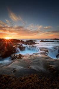 Big Island Magic Ocean Vista, Hawaii Aloha Travel Adventure by Vincent James