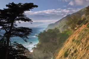 Big Sur Coastline in the Afternoon by Vincent James